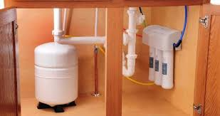 Under Sink Water Filters Conventional
