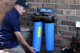 Whole House Water Filter Maintenance