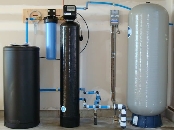 Wholehouse Water Filters